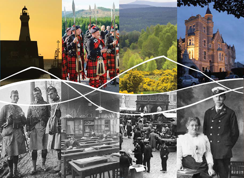 Tracing your family roots in the North East of Scotland?